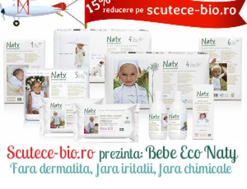 Scutece-Bio.ro pe copilul.ro!