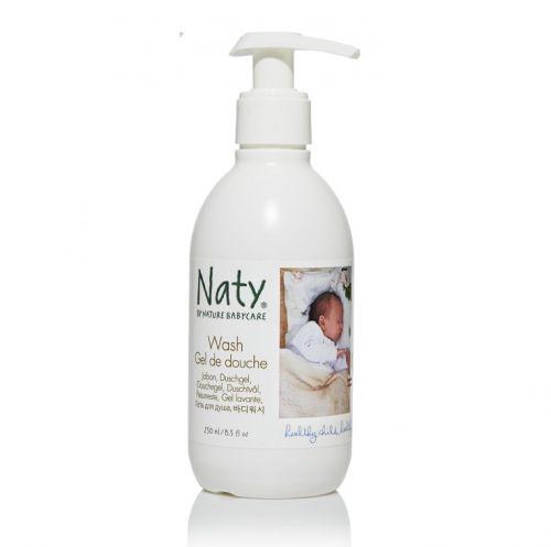 Gel de dus bio eco Naty pentru bebelusi