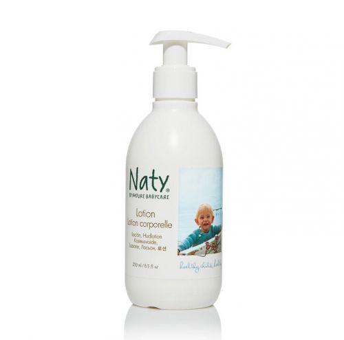 Lotiune eco bio crema pentru bebelusi Naty