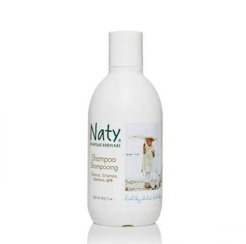 Sampon bio eco bebe marca Naty