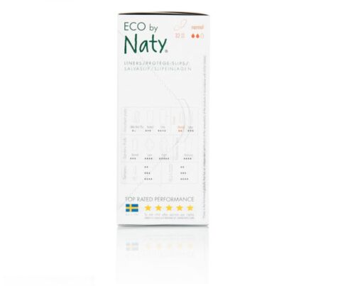 absorbante zilnice eco naty