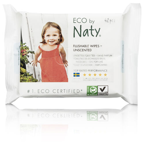servetele umede biodegradabile eco naty