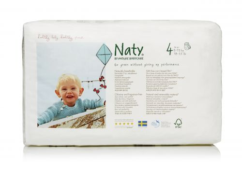 chilotei ecologici de unica folosinta Naty pachet mare
