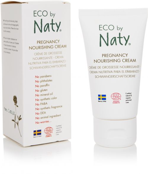 Crema Hidratanta pentru Sarcina Eco by Naty