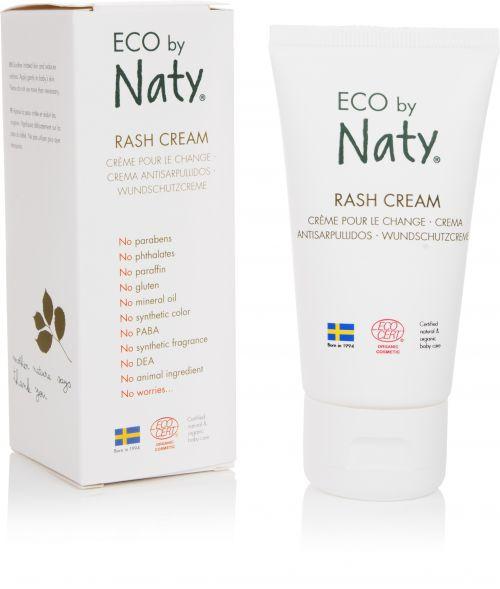 Crema anti-iritatii pentru zona scutecului ECO by Naty