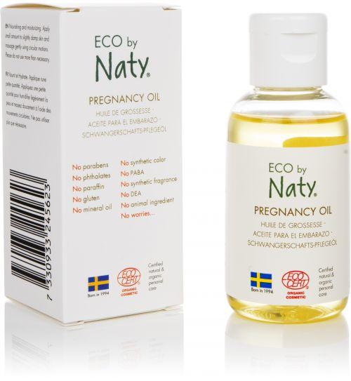 Ulei organic pentru Sarcina Eco by Naty