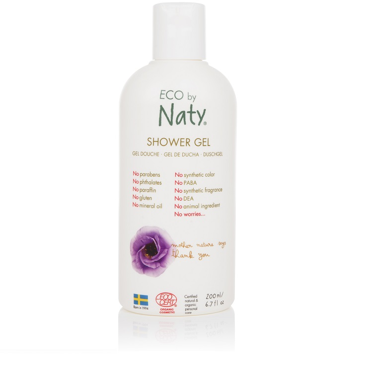 gel de dus eco naty