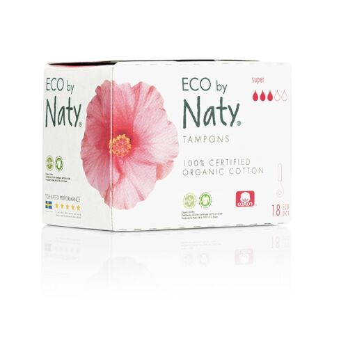 Tampoane si Absorbante ECO by Naty