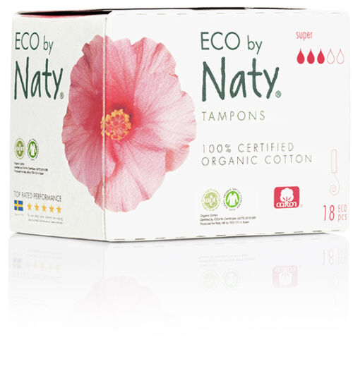 tampoanele Eco by Naty